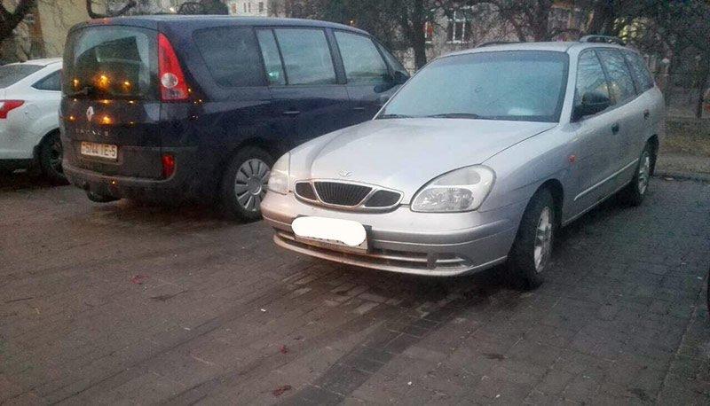 В Минске неравнодушные прохожие помогли задержать нетрезвого водителя