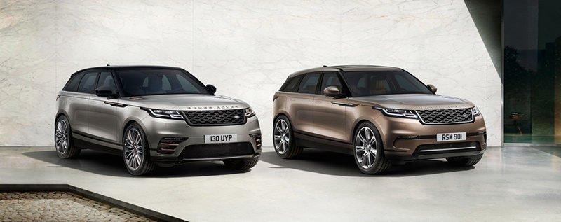 Jaguar Land Rover Россия анонсирует цены на новый Range Rover Velar
