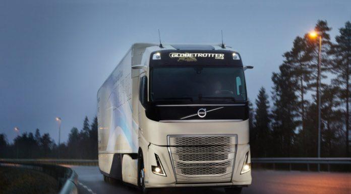 Volvo Trucks получил гибридную силовую установку