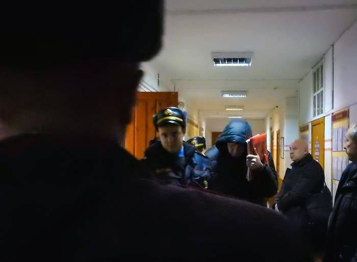 Бывший зам. начальника ГАИ Витебской области осужден на 6 лет