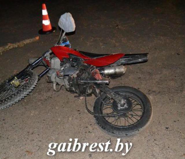 Мотосезон начался: один мотоциклист погиб, второй в реанимации