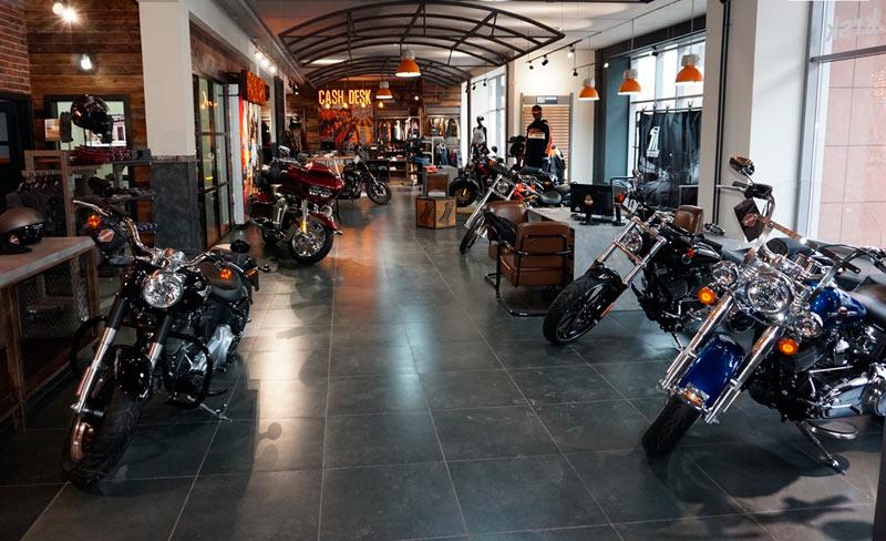 Harley-Davidson в России и СНГ: рынок тяжелых мотоциклов 2016