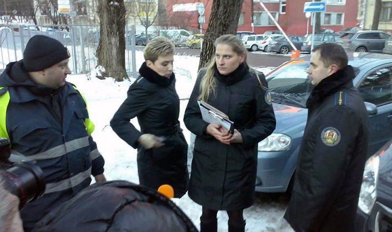 Дашкевич вызван в ГАИ для рассмотрения ДТП