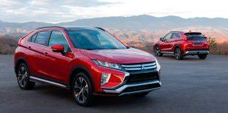 Mitsubishi создал паркетник для европейцев