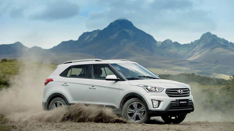 Базовый Hyundai Creta обзавелся полным приводом