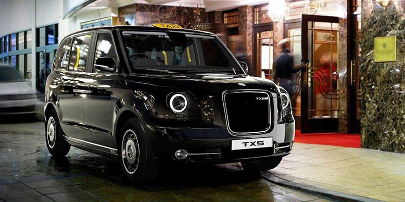 Лондонские такси перейдут на электротягу