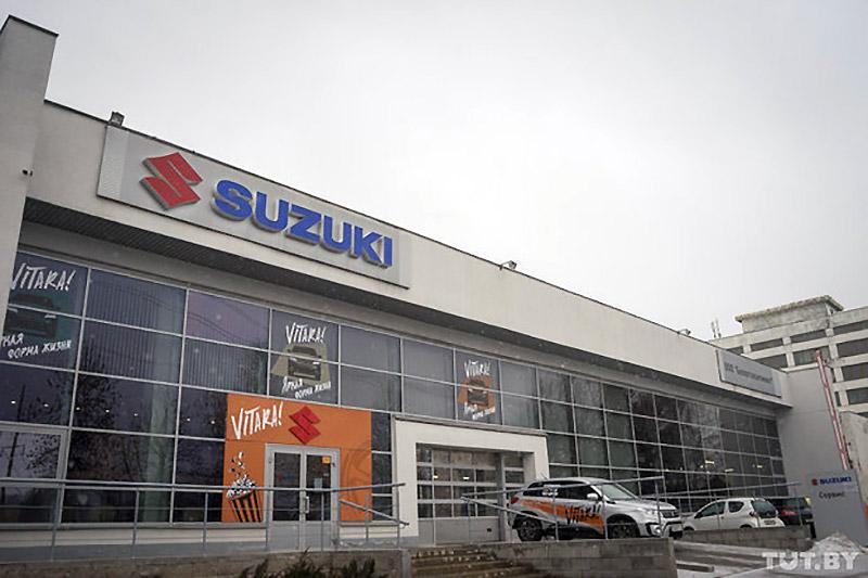 Директора бывшего дилера Suzuki арестовали