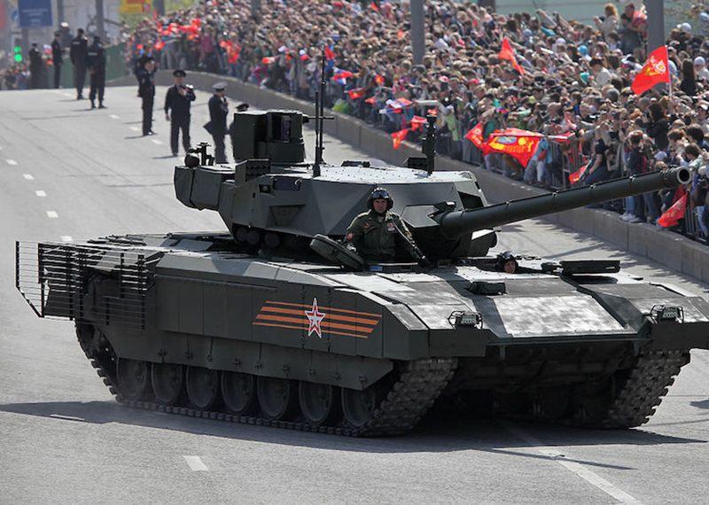 Создадут ли США танк, превосходящий российскую «Армату»?