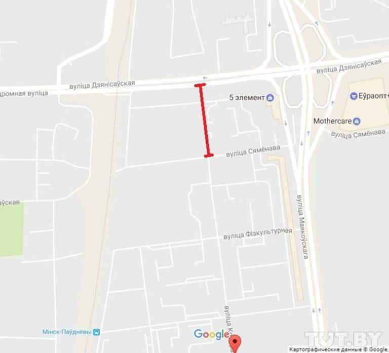ГАИ ждет предложений по улучшению организации дорожного движения на ул. Козыревской