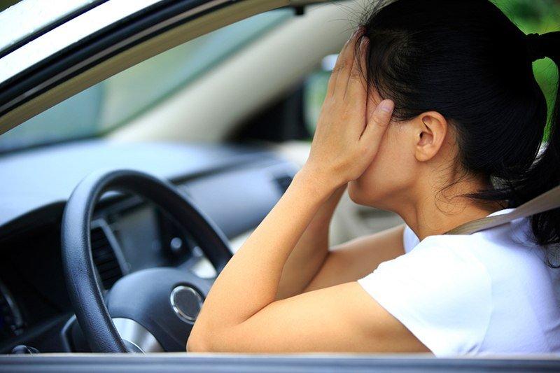 Женщина-водитель пыталась перехитрить сотрудников ГАИ