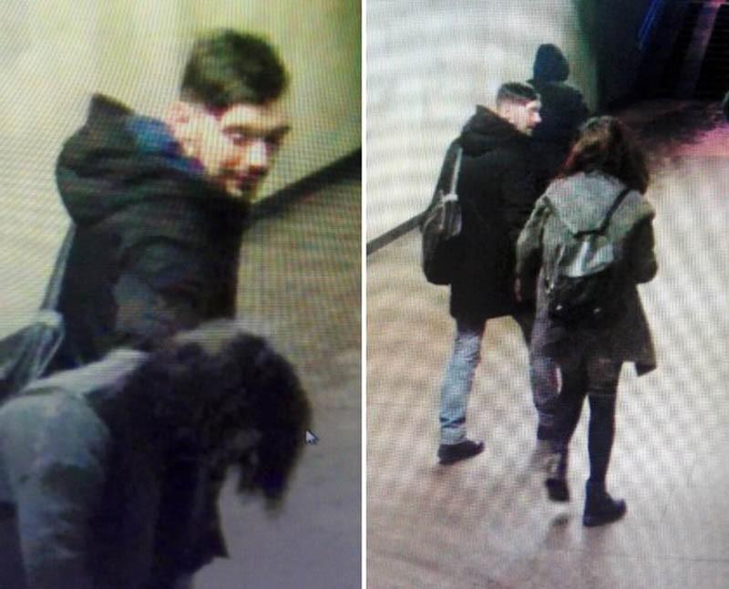 В Минске разыскивают молодого человека, который «в сердцах» повредил чужой автомобиль