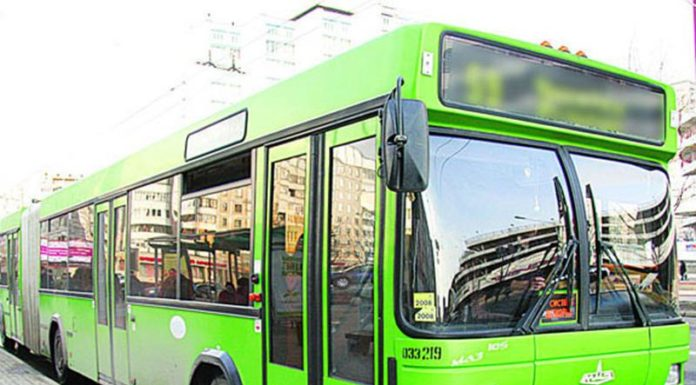 Изменения в графике движения общественного транспорта