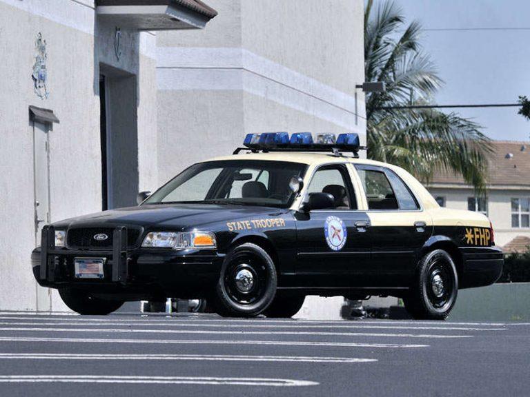 Погоня в США. Полицейских делает женщина! Видео