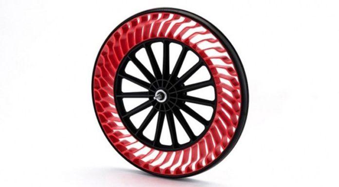 Bridgestone в 2019 году начнет производство безвоздушных шин