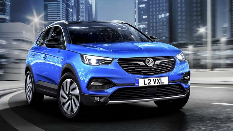 Opel раскрыл флагманский кроссовер