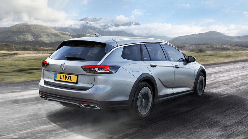 Внедорожный Opel Insignia: история продолжается