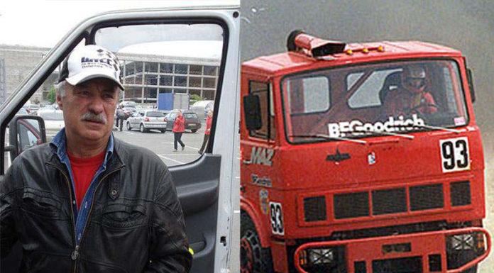 Не стало известного автогонщика Геннадия Драпкина