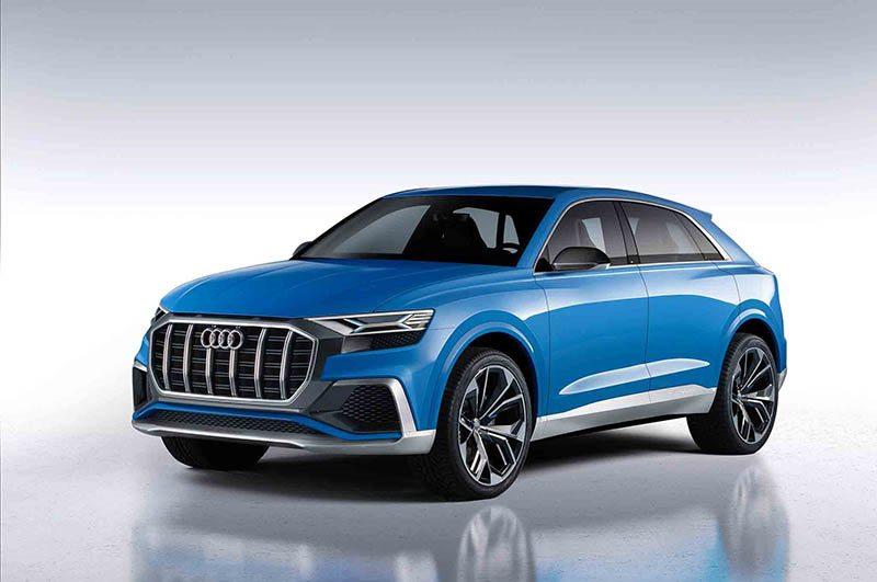 Спорткроссоверы Audi на подходе