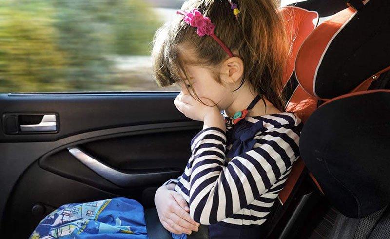 Автопроизводитель Ford предложил решение от укачивания в автомобиле
