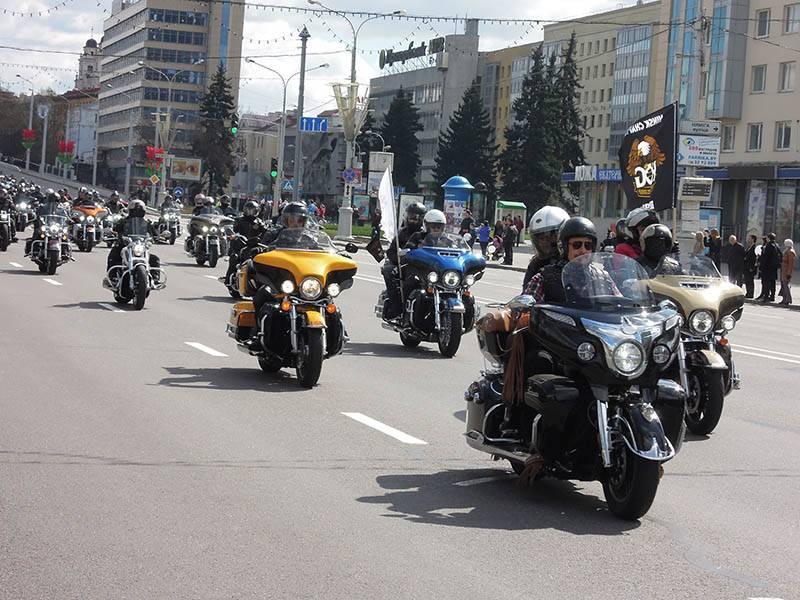 Открытие мотосезона – H.O.G. Rally Minsk вновь приглашает гостей и участников