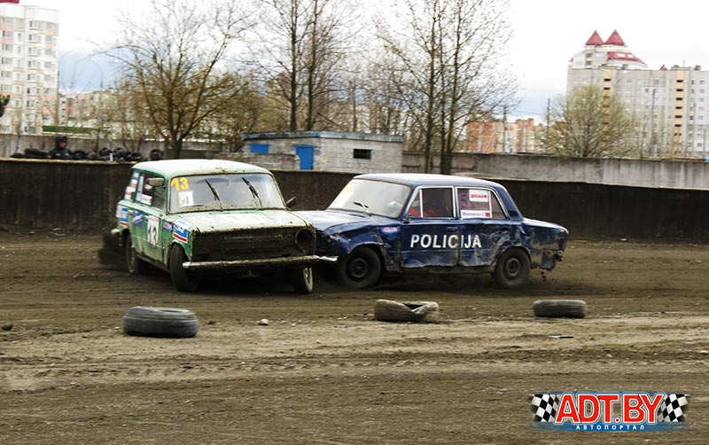 Кубок СДЮСТШ по трековым гонкам состоялся в Боровой