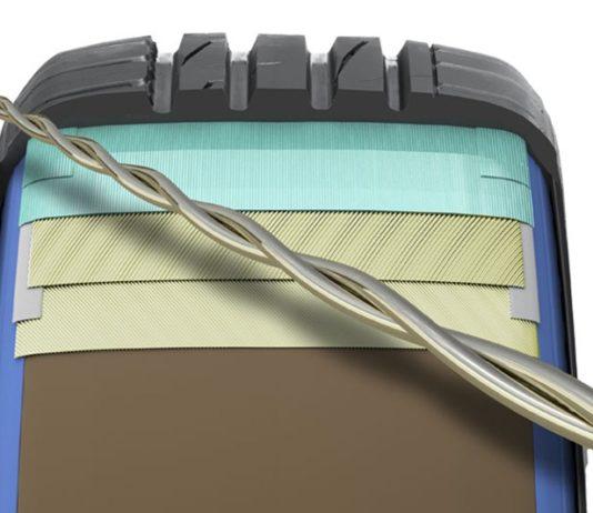 Инновационная конструкция стального брекера от Nokian Tyres