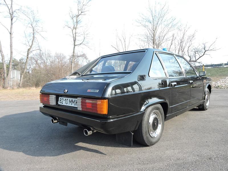 На eBay продается автомобиль спецслужб СССР