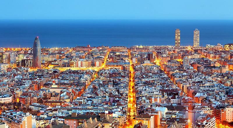 Барселона серьезно ограничит въезд старых автомобилей