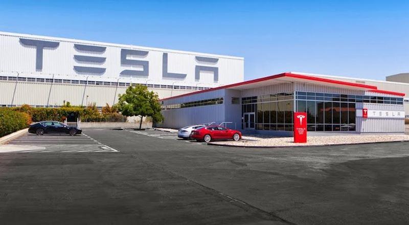 Tesla построит в Европе крупный автозавод
