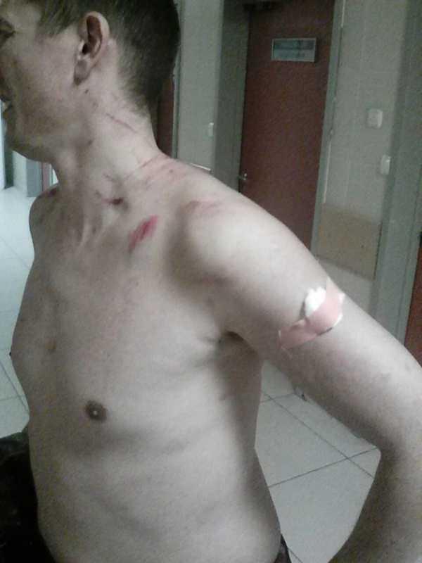 В Минске избили таксиста