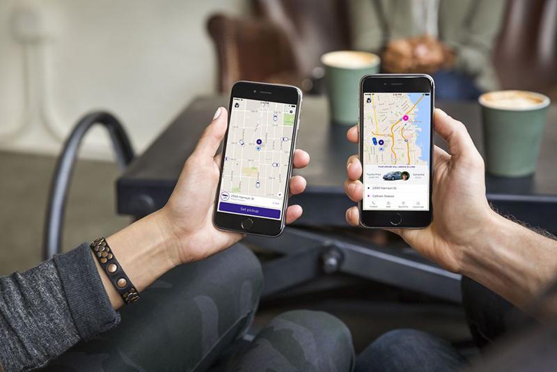 Uber следила за конкурентами!?