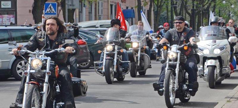 Мотопробег «Дороги Победы — на Берлин» проедет через Минск и Брест