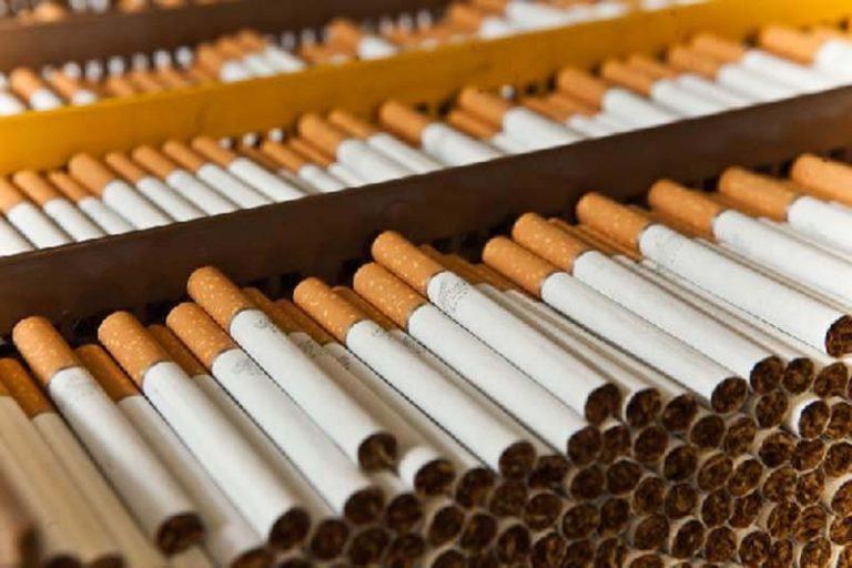 Задержаны крупные партии нелегальных сигарет из Беларуси
