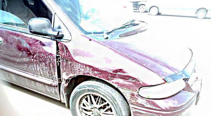 Два пьяных водителя попали в ДТП