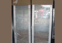 Гродненская таможня задержала партию холодильных шкафов