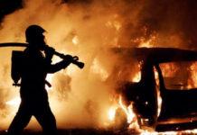 В Витебске задержали мстительного поджигателя