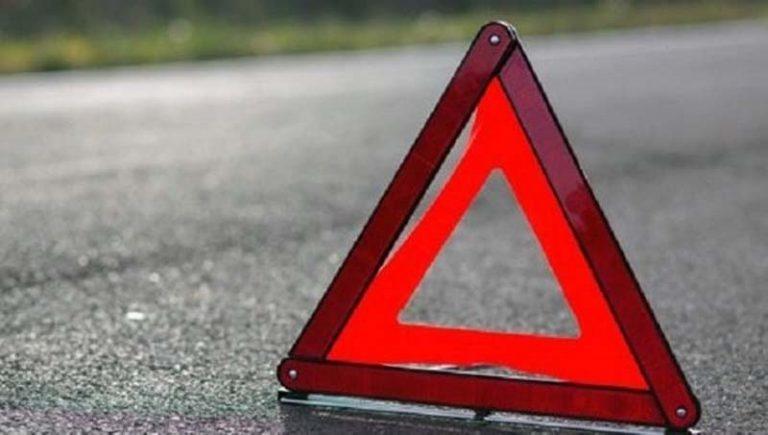В Лепельском районе опрокинулся Hyundai. Ребенок в больнице