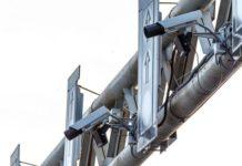 Где на МКАД устанавливают 6 новых стационарных камер фиксации скорости
