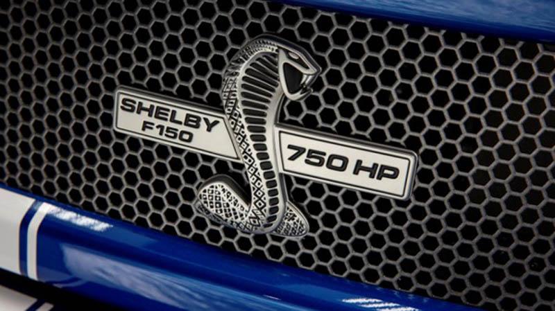 Компания Shelby построила 760-сильный пикап