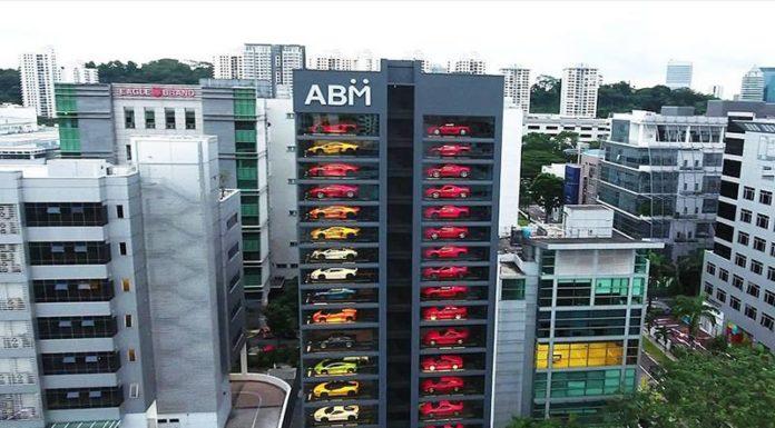 В Сингапуре открылся «вендинг-автомат» по продаже автомобилей