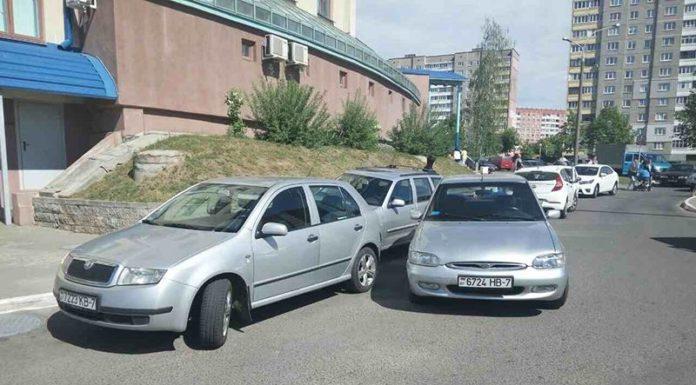 Виновник ДТП 84-летний пенсионер покинул место ДТП