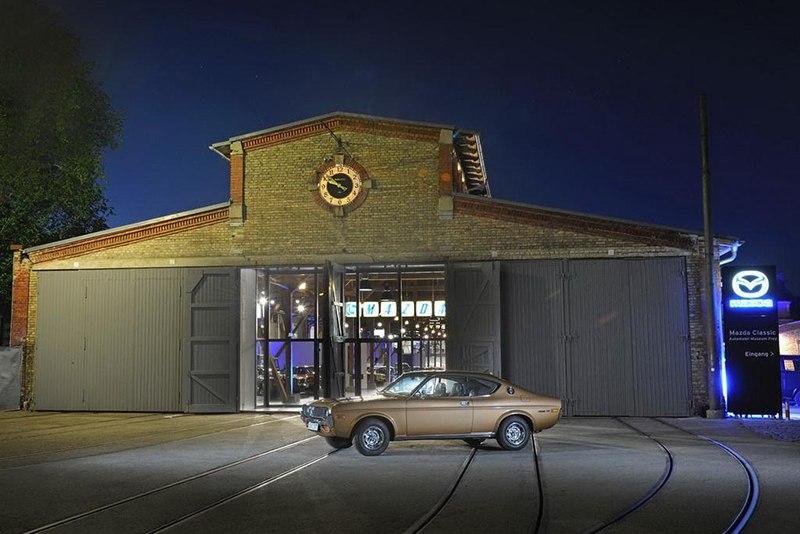 В Германии открылся музей Mazda