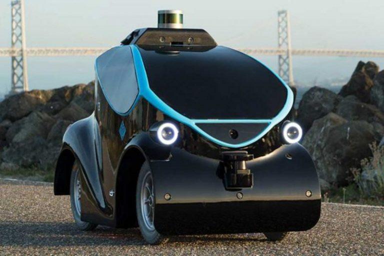 В Сингапуре создали автономный патрульный автомобиль