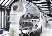 VW отказался от Touareg российской сборки