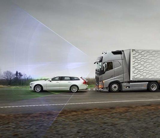 Интеллектуальные системы безопасности от Volvo Trucks