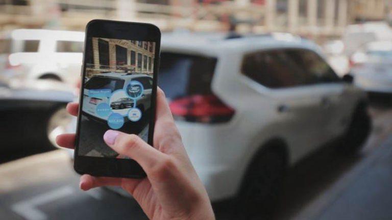 Новое приложение поможет распознать автомобиль