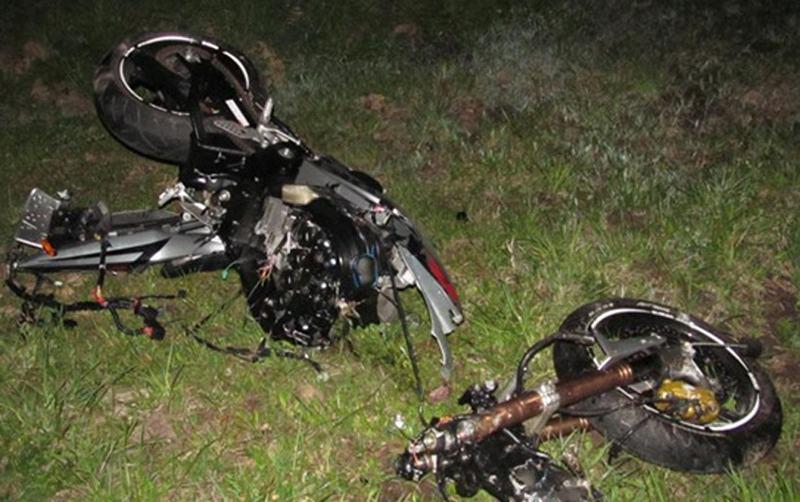 Мотоциклист погиб в ДТП под Логойском