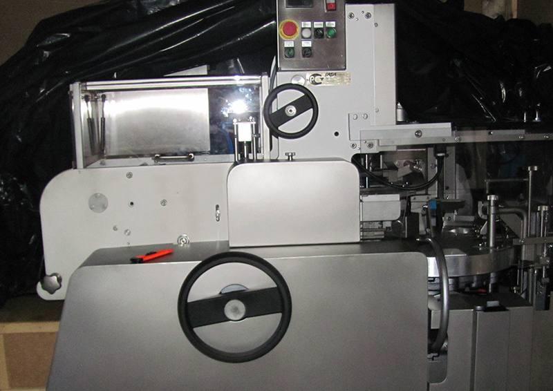 Суд конфисковал незаконное ввозимое фасовочно-упаковочное оборудование