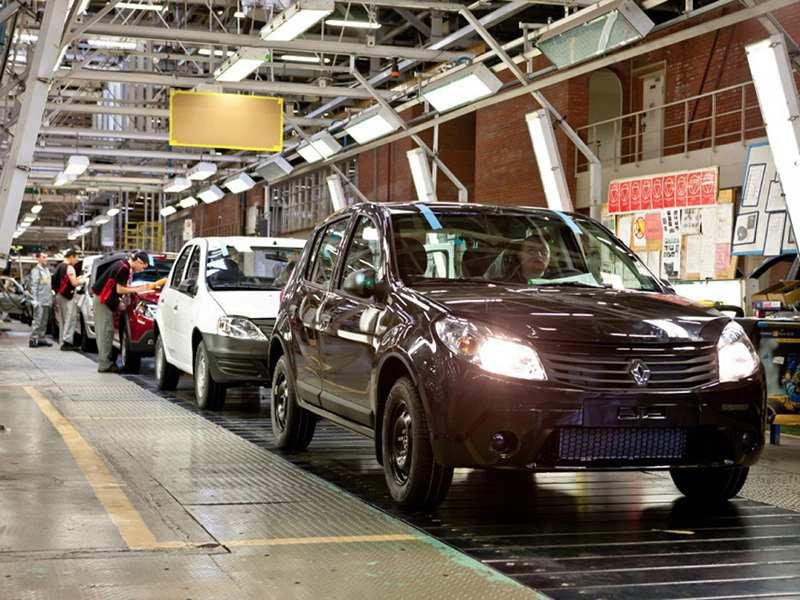 Из-за вируса WannaCry приостановлена работа заводов Renault-Nissan