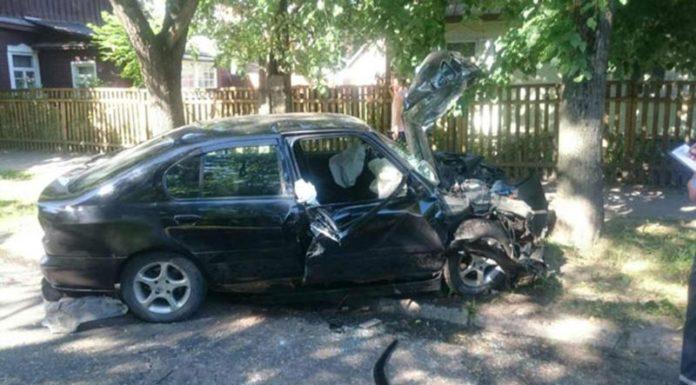 В Минске пьяный водитель совершил несколько ДТП